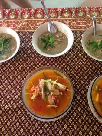 Ying's Thai Cooking Home: simple but never easy