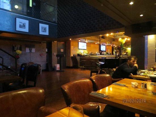 Z NYC Hotel: Restaurant