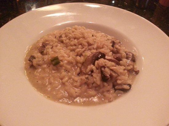 La Pharmacie Bar & Grill: Mushroom Risotto
