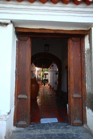 Hotel Killa Cafayate : entrée de l'hôtel