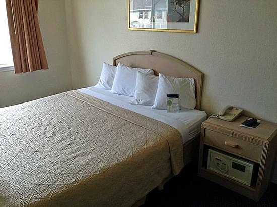 Motel 6 Fort Bragg: Single Guest Room