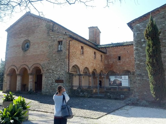 Residenza d'Epoca San Girolamo : Residenza da di fronte