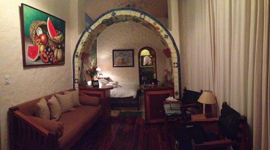 Finca Rosa Blanca Coffee Plantation & Inn: Room La Carreta junior suite