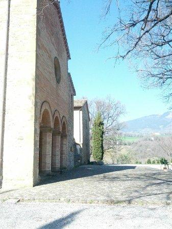 Residenza d'Epoca San Girolamo : Residenza da di fianco