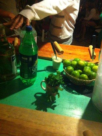 The Yak: Mojito Night