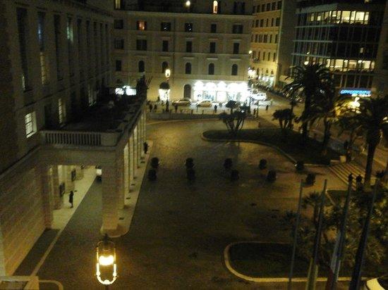 iQ Hotel Roma: Dde el Balcon piso 4