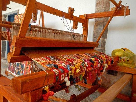 Belmond Palacio Nazarenas: Inca Loom