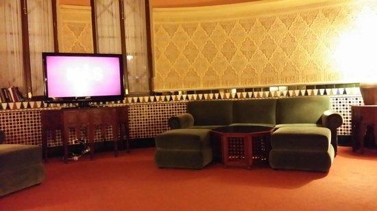 Hotel Alhambra Palace: lounge