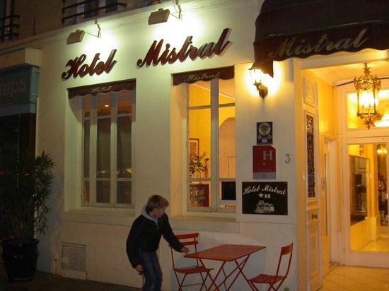 Zazie Hotel: Hotel Mistral