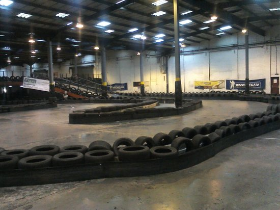 TeamSport Indoor Karting Birmingham