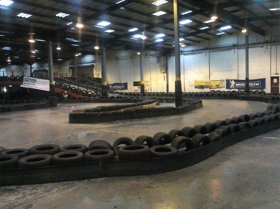 TeamSport Indoor Go Karting Birmingham