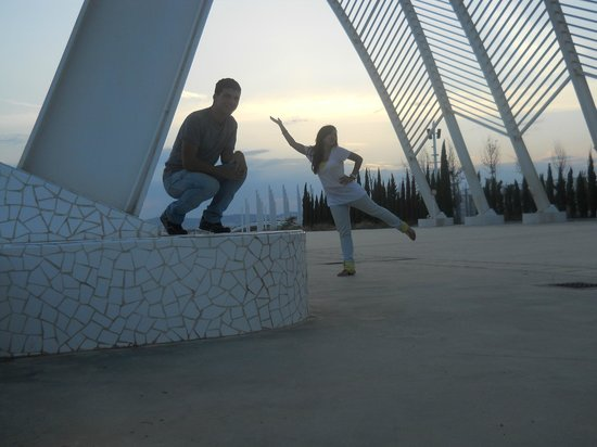 Olympic Athletic Center of Athens O.A.K.A. Spiros Louis : ΟΑΚΑ