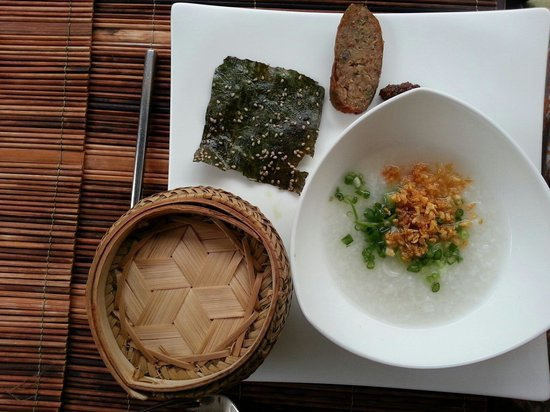 Victoria Xiengthong Palace: Hotel breakfast