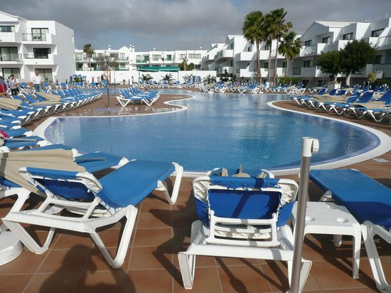 Be Live Experience Lanzarote Beach: Pool Area
