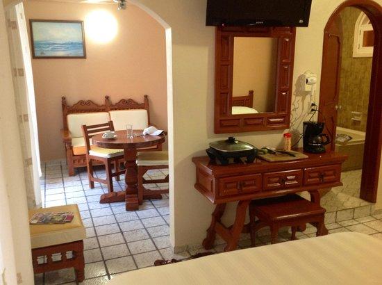 Hotel Bucaneros: Great vacation. Great room