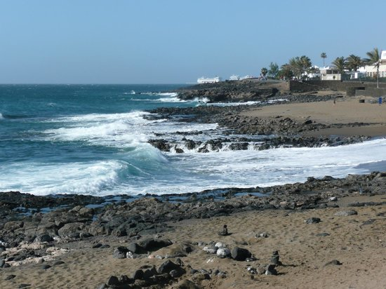 Be Live Experience Lanzarote Beach: Playa Las Cucharas