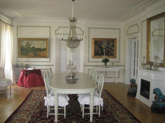 Villa Pastora Bed & Breakfast: Breakfast  room