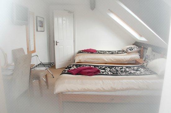 Townend Farm Bed & Breakfast: Twin room