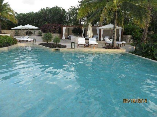 Rosewood Mayakoba: casa del lago pool