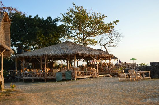 Lanta River Sand Bungalow: restaurant