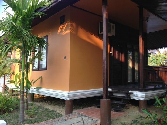 Villa Vang Vieng Riverside: Room