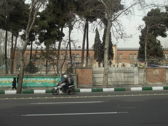 US Den of Espionage: The building taht used to be US embassy once upon a time