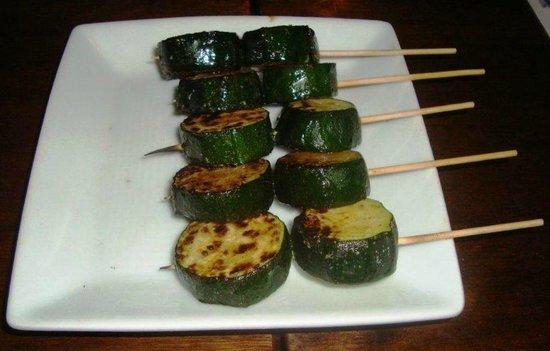 Gonpachi Nishiazabu: еда