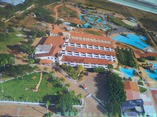 Verdes Vales Lazer Hotel: Imagem Panorâmica