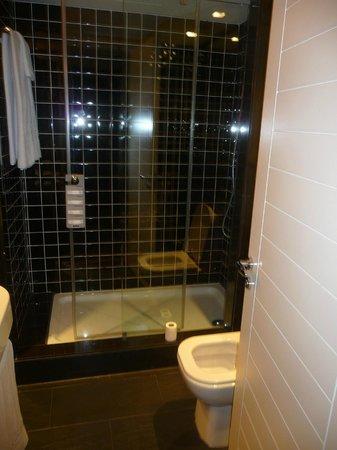 EuroPark Hotel : salle de bain