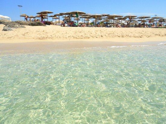 Spiaggia di Capoccia Scorcialupi