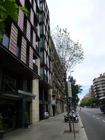 EuroPark Hotel : Hotel