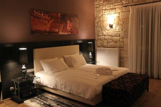 Levidi Suites : Our smallest. 45 square meters roomed suite.