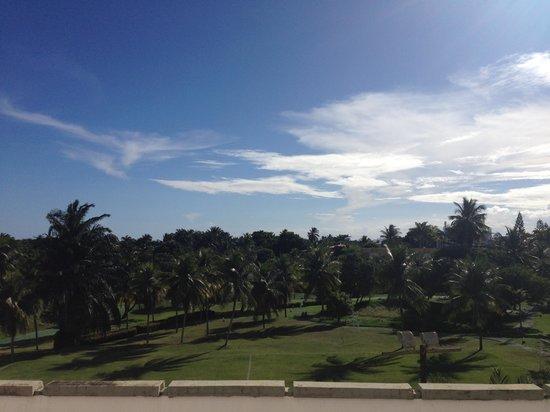 Hotel Deville Prime Salvador: Vista do quarto