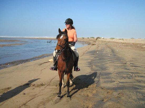 Atlas Amadil Beach Aqua Sun : Riding wonderful