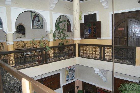 primo piano Riad Harmattan