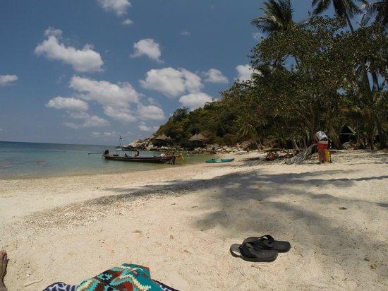 Sai Thong Resort & Spa : Beach