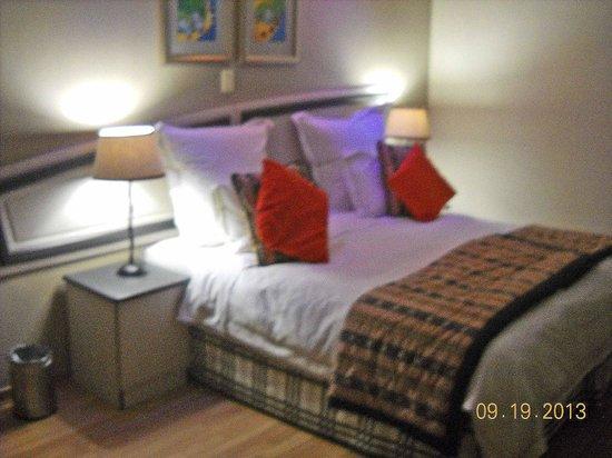 Protea Hotel Umfolozi River : our room