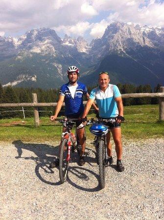 Bio Hotel Hermitage: mountain bike