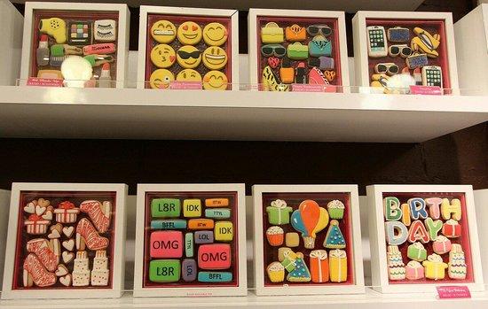 Eleni's Cookies: Perfeição nos detalhes...