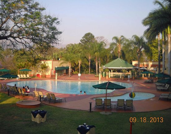 Lugogo Sun : view from room
