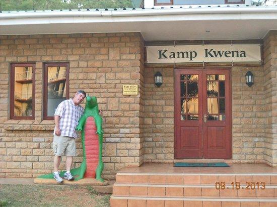 Lugogo Sun: Kamp Kwena