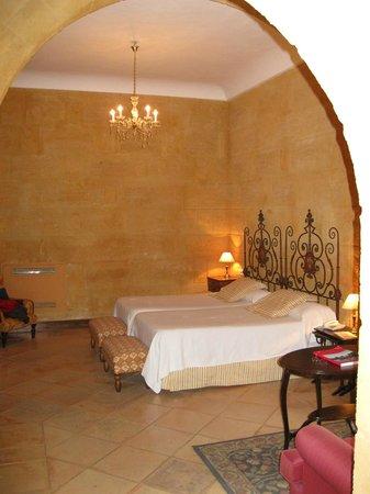 Hotel Palacio Marques de la Gomera: CHAMBRE N° 9
