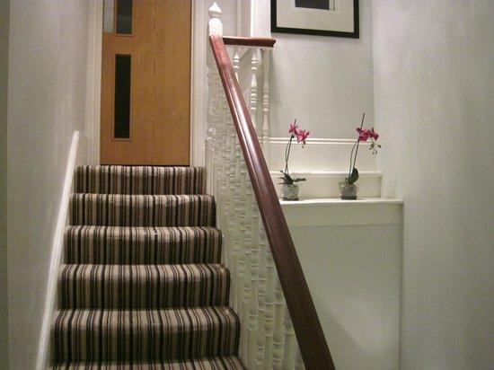 Portobello House : Scorcio delle scale