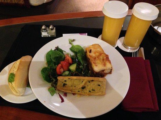 Crowne Plaza Hotel London-Heathrow: Food