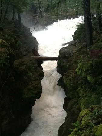 Union Creek Resort : Rogue River Gorge