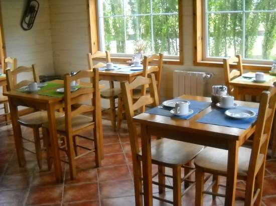Nothofagus Bed & Breakfast: Desayunador