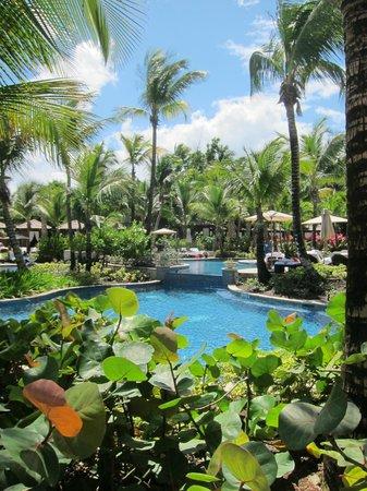 The St. Regis Bahia Beach Resort: pool