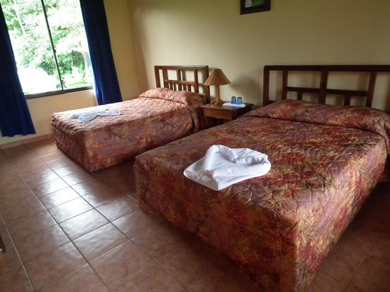 Erupciones Inn Bed And Breakfast: chambre
