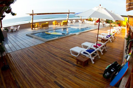 hotel cabanas balandra: