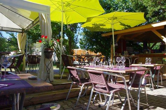 la terrasse picture of l 39 effet jardin restaurant